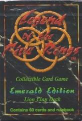 Emerald Edition - Lion Clan Deck