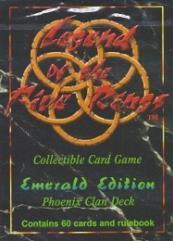 Emerald Edition - Phoenix Clan Deck
