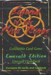 Emerald Edition - Unicorn Clan Deck