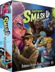 Science Fiction Double Feature Expansion