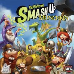 Munchkin Smash Up