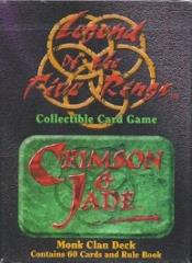 Crimson & Jade - Monk Clan Deck
