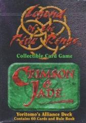 Crimson & Jade - Yoritomo's Alliance Deck