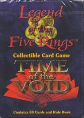 Time of the Void - Crab Clan Deck