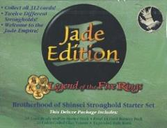 Jade Edition - Brotherhood of Shinsei, Stronghold Starter Set