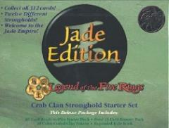 Jade Edition - Crab Clan, Stronghold Starter Set