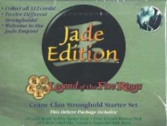 Jade Edition - Crane Clan, Stronghold Starter Set