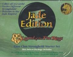 Jade Edition - Lion Clan, Stronghold Starter Set