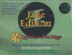 Jade Edition - Mantis Clan, Stronghold Starter Set