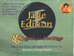 Jade Edition - Phoenix Clan, Stronghold Starter Set