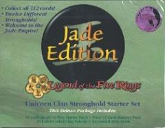 Jade Edition - Unicorn Clan, Stronghold Starter Set