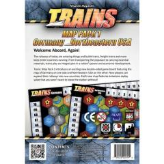 Trains - Map Pack 1