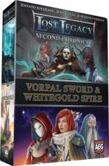 Lost Legacy Second Chronicle - Vorpal Sword & Whitegold Spire