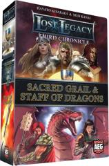 Lost Legacy Third Chronicle - Sacred Grail & Staff of Dragons