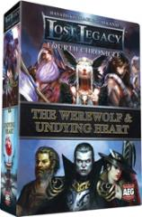 Lost Legacy Fourth Chronicle - The Werewolf & Undying Heart