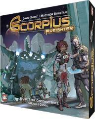 Scorpius Freighter