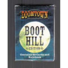 Boot Hill - The Agency Starter Deck