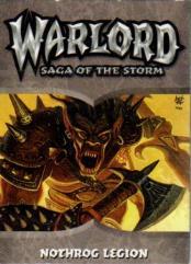 Saga of the Storm - Nothrog Legion Deck
