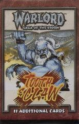 Tooth and Claw Booster Pack