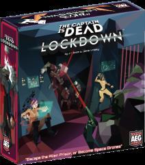 Captain is Dead, The - Lockdown