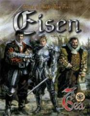Nations of Theah Book 4 - Eisen
