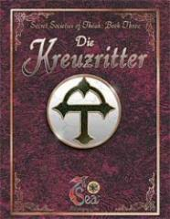 Secret Societies of Theah Book 3 - Die Kreuzritter