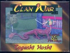Togashi Hoshi