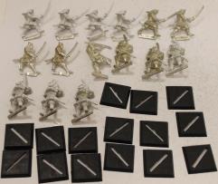 Clan War Swordsmen Collection #2