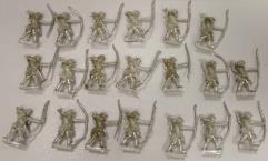 Clan War Archer Collection #1