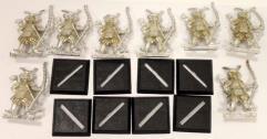Crane Clan Doji House Guard Collection #2