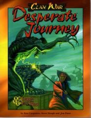 Clan War Journal #1 - Desperate Journey