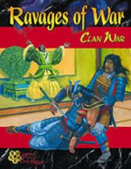 Clan War Journal #2 - Ravages of War
