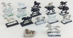 Clan War Horse Collection #1
