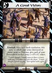 Promo Card - A Great Victory
