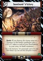 Promo Card - Imminent Victory