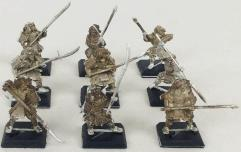 Lion Clan Spearmen Collection #1