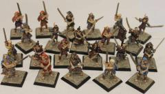 Skeletal Troop Collection #1