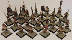 Skeletal Troop Collection #2