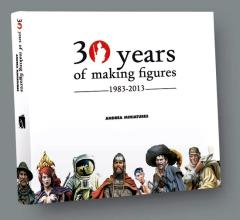 30 Years of Making Figures -1983-2013