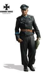 H.G. Panzer Lieutenant, 1943