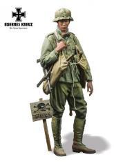D.A.K. Panzer Pioneer, 1942