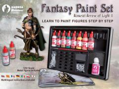Fantasy Paint Set - Ainariel, Arrow of Light
