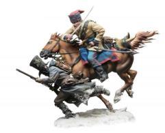 Cossack Attack!, 1812