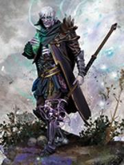 Dragaloth Morben - Master of Gems