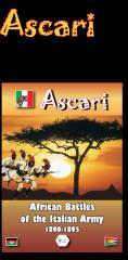 Ascari - African Battles of the Italian Army 1890-1895