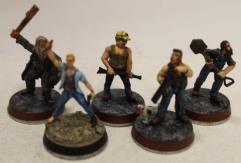 Zombie Nightmare Survivors #1