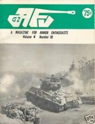 "Vol. 4, #10 ""To Battle in a Rolls, M113A1 & M577A1 APC's, German 7.5cm KwK37"""