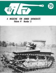 "Vol. 4, #5 ""Men Against Tanks, The NVA Easter Offensive, German Motercycle Recon"""