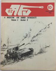 "Vol. 3, #9 ""Armor in the Defense of Crete, Modeling the Marder II, The M-4A3E8 in Korea"""