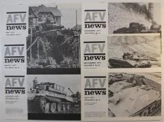 AFV News Complete Volume 6 Collection